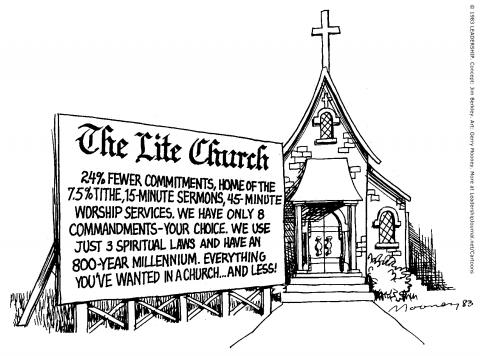 The Lite Church