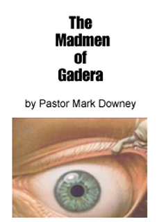 Madmen of Gadera Booklet