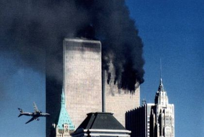 9-11 Airplane Attack