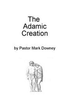 "Booklet cover ""The Adamic Creation"""