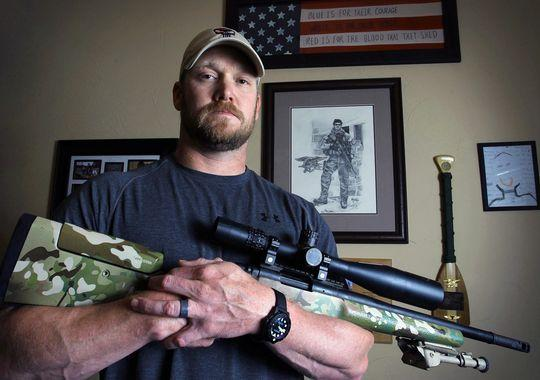 Navy Seal Chris Kyle, a pawn for jewish machinations to destroy opposition to the jew world order. - See more at: http://kinsmanredeemer.com/image/chris-kyle#sthash.Vt5Mue8Z.dpuf