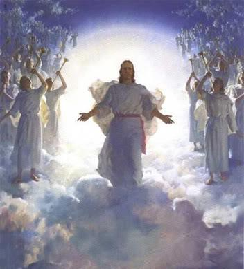 The Son of Man coming in a cloud