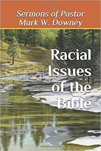 Book Cover for Racial Issues of the Bible by Mark Downey