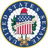 A red Phrygian cap is depicted on the seal of the U.S. Senate.  It's significant that the Jesuits (jewish catholics) and Freemasons (jewish cabalists) were allied in designing much of Washington D.C.