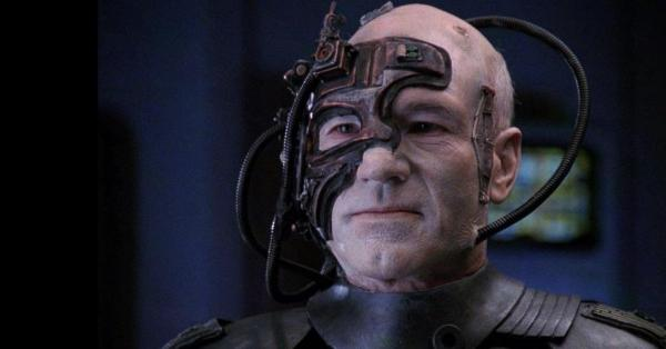 """We are the Borg. Lower your shields and surrender your ships. We will add your biological and technological distinctiveness to our own. Your culture will adapt to service us. Resistance is futile."""