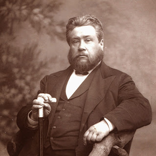 Charles Spurgeon, the 19th century British preacher