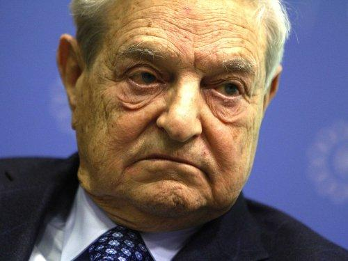 Jew George Soros has spent $33 million towards inciting the Ferguson 'Black Lives Matter' protest groups.