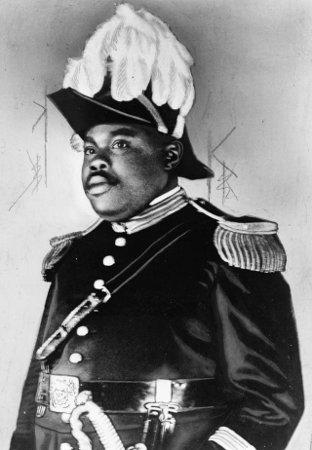 Marcus Garvey initiated the back-to-Africa movement in the 1920s.