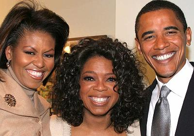Nigress Oprah Winfrey proudly voiced her racism by saying older White people are the problem with America today, and that they need to die so that racism can end.