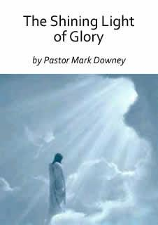 "Booklet cover ""The Shining Light of Glory"""